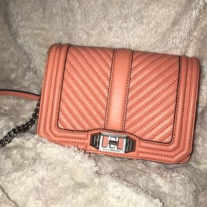 Gorgeous Rebecca Minkoff crossbody purse